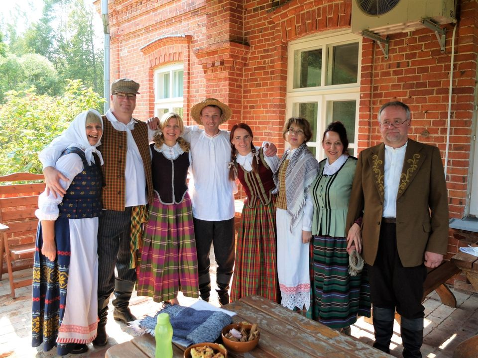 Europos paveldo dienos Puziniškyje