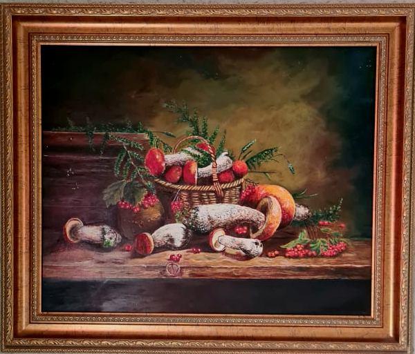 Reginos Uginčienės Tapybos darbų paroda